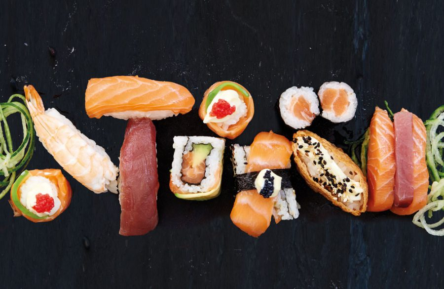 The History and Art of Sushi