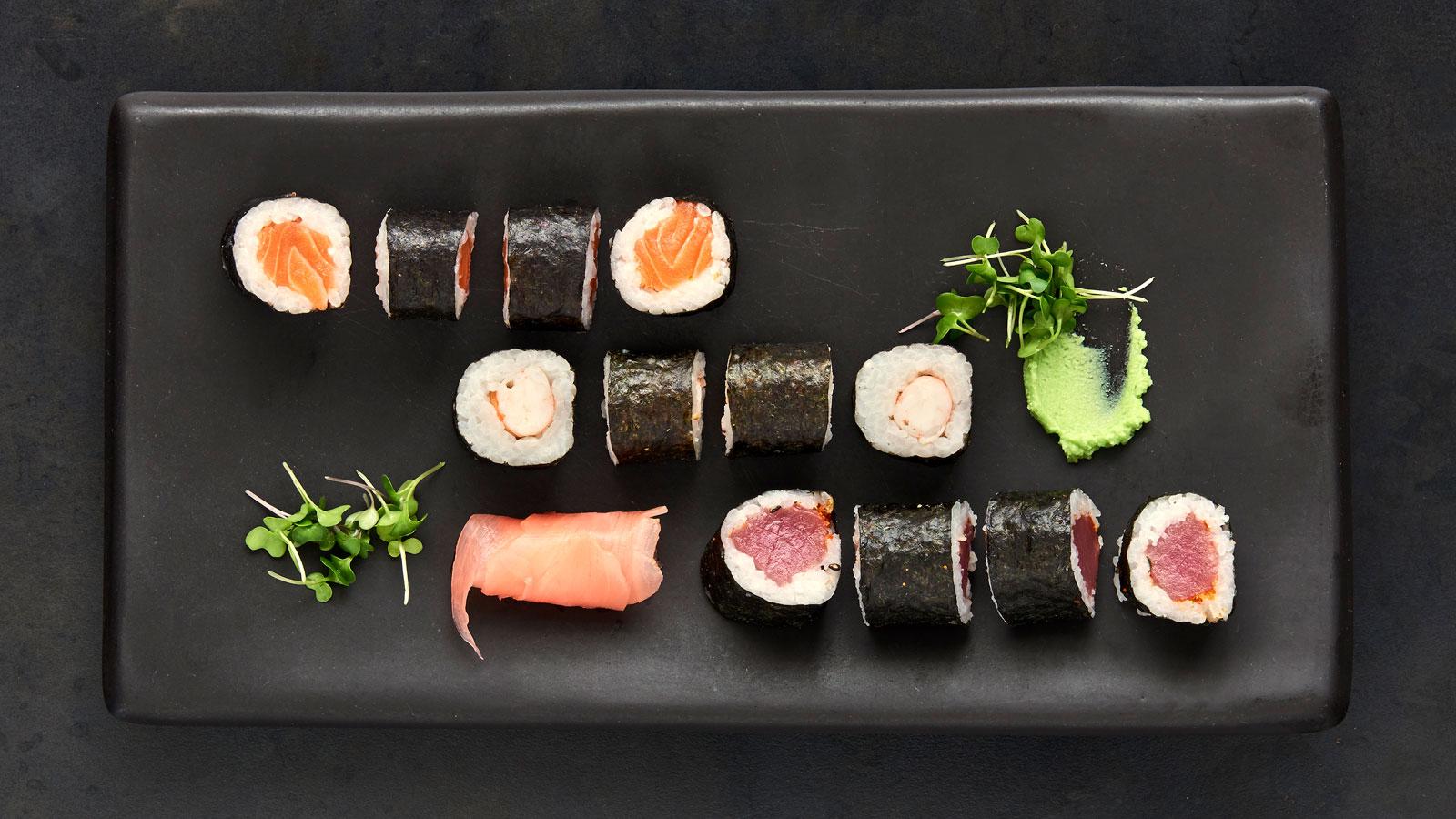 Menu Classic Sushi
