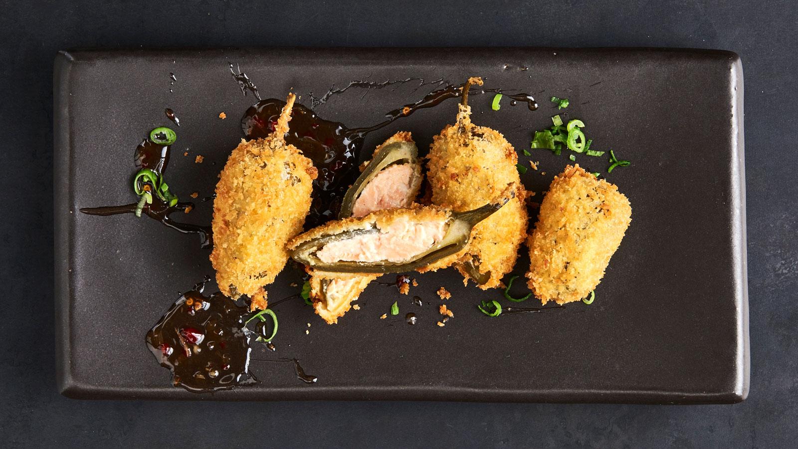 Menu Signature Sushi and Tapas