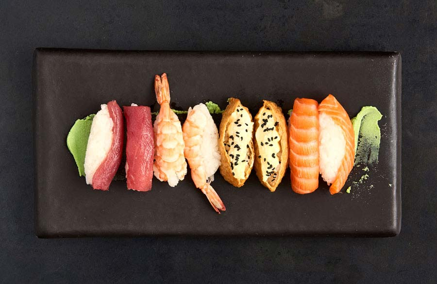 CTFM Guide to sushi - Nigiri
