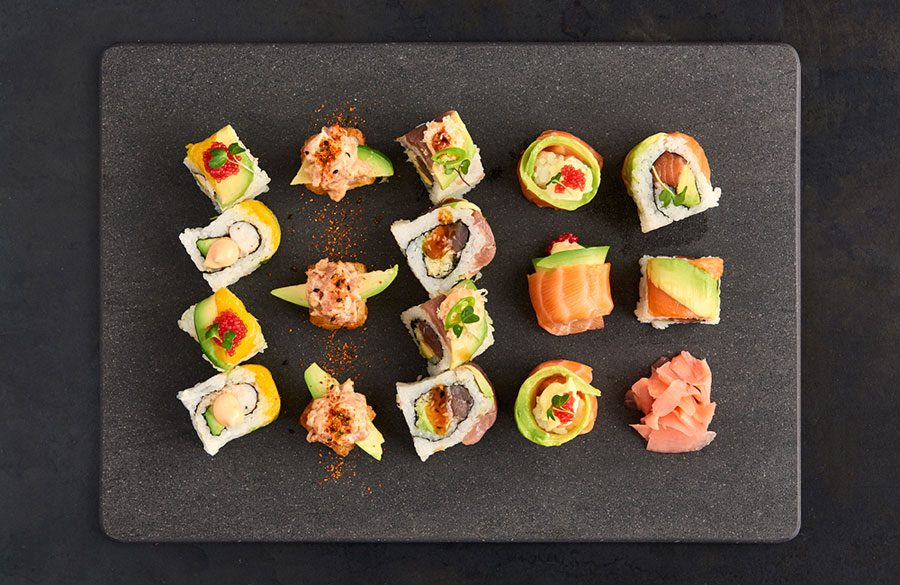 Thursday Sushi Platter Special