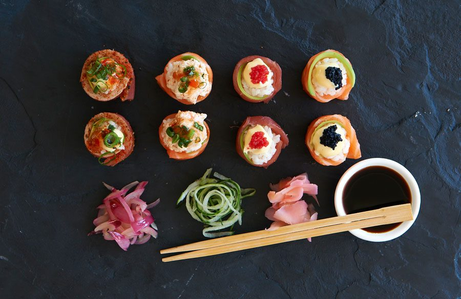 How to enjoy the fine art of sushi in the traditional Japanese way