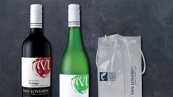 CTFM Van Loveren Wine Promotion
