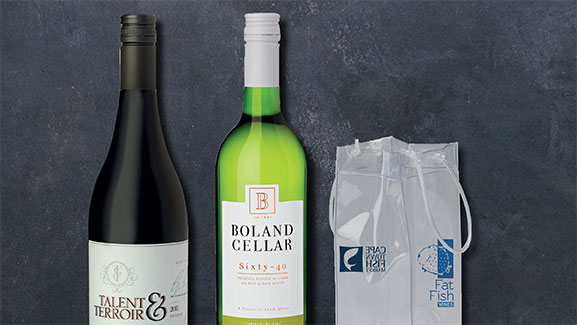 Boland Wine Promotion at CTFM
