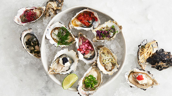 Oyster Promotion at CTFM
