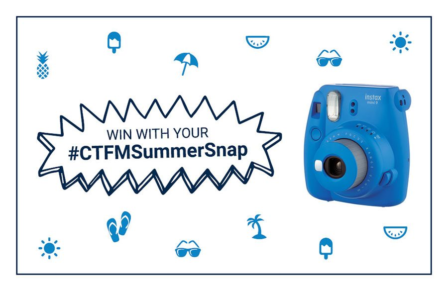 Win with your #CTFMSummerSnap
