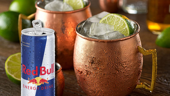 Red Bull Cocktail Promotion at CTFM